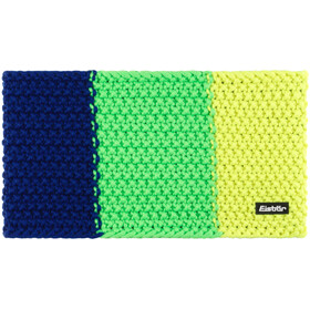 Eisbär Jamie Flag Headband Men, lightning blue/light green/light yellow